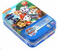CARDINAL GAMES dėlionė 3D 24d. metalinėje dėž. Paw Patrol, 6028794 6028794