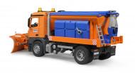 BRUDER sunkvežimis sniego valymo, 3685 3685