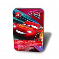CARDINAL GAMES dėlionė 3D 24d. metalinėje dėž. Cars3, 6035719 6035719