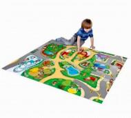 TCG žaidimo kilimėlis su mašinėle Fisher Price Original, 30592 30592
