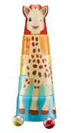 VULLI Sophie la girafe žaislas 10m+ Sophie's Giant Tower 230798 230798