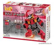 LaQ konstruktorius Japoniškas Buildup Robot ALEX, 4952907003348 4952907003348