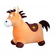 JOHN pripučiamas šokliukas ponis švelniu paviršiumi Hop Hop Pony, 59043 59043
