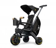 DOONA triratukas Liki Trike S5 - Nitro Black SP550-99-033-015