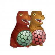 Dinozauras išsprogstančiu pilvu, NV312 NV312