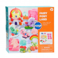 PLAYGO DOUGH rinkinys Fairy Pony Land, 8767 8767