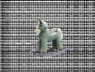 ROCK MY BABY sūpuoklės - arkliukas, žalias, JR6012 JR6012
