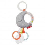 SKIP HOP Silver Lining Cloud vežimėlio žaislas barškutis - mėnuliukas, 307154 307154