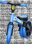 YVOLUTION balansinis dviratis YVelo Junior 2018 mėlynas, 101049 101049