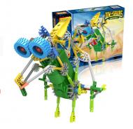 Robotas Dinozauras, 3018
