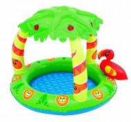 BestWay džiunglės-baseinas pripučiamos 99x91x71cm art.52179b 52179B