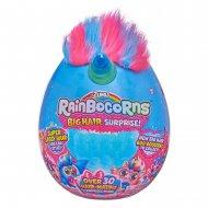 RAINBOCORNS minkštas žaislas su aksesuarais Big Hair Surprise, 1 serija, asort., 9213 9213
