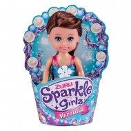 SPARKLE GIRLZ lėlė keksiuko formelėje Mermaid, 10 cm, asort., 10012TQ4 10012TQ4
