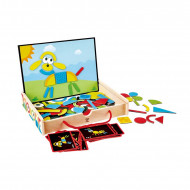 HAPE magnetinė lenta Art Box, E1631 E1631