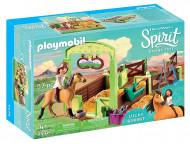 PLAYMOBIL Lucky ir Spirit žirgas, 9478 9478
