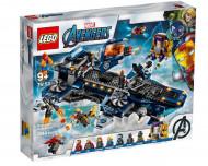 76153 LEGO® Super Heroes Keršytojų sraigtasparnis nešėjas 76153