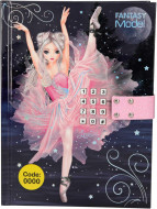 TOPMODEL elektroninis dienoraštis su melodija Ballet, 10196 10196