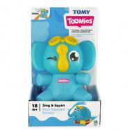 TOMY muzikinis vonios žaislas Sing and Squirt, E72815