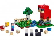 21153 LEGO® Minecraft™ The Wool Farm 21153