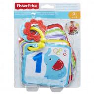 """FISHER PRICE Mokomosios kortelės """"1-5"""", FXB92 FXB92"""