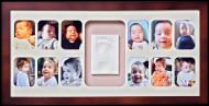 BABY MEMORY PRINT antspaudas ir kalendorius rudas, BMP.061 BMP.061