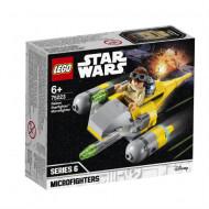 75223 LEGO® Star Wars™ Naboo Starfighter™ mažasis kovotojas 75223