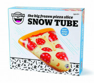 SNOW TUBE sniego padanga Frozen Pizza Slice, TAST-0002 TAST-0002