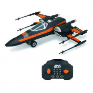 STAR WARS lėktuvas R/C su pulteliu POE'S X-WING FIGHTER™ – U-COMMAND, 13492 13492