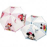 PERLETTI skėtis vaikams Mickey & Minnie asort, 50125 50125