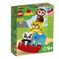 10884 LEGO® Duplo Mano pirmieji balansuojantys gyvūnai 10884
