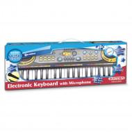 BONTEMPI elektroninis pianinas su mikrofonu, 12 3730 12 3730