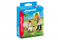 PLAYMOBIL Ūkininkė su avytėmis, 9356 9356