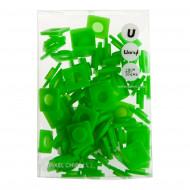 UPIXEL kuprinės dekoravimo detalės Grass green (small), WY-Z002