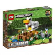 21140 LEGO® Minecraft Vištidė 21140