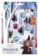 TOTUM lipdukų albumas Frozen 2, 4 lapai, 680708 680708