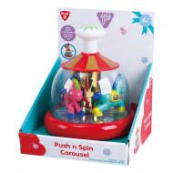 PLAYGO INFANT&TODDLER karuselė Spausk ir suk , 2480/1611 1611
