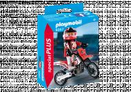 PLAYMOBIL Motociklininkas, 9357 9357