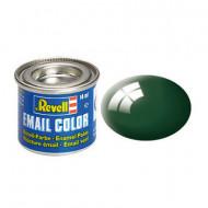 Revell dažai emaliniai sea 14ml žali blizgūs 32162
