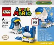 71384 LEGO® Super Mario Pingvino Mario galios paketas 71384