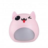 MiniMu Ori drėkintuvas Pet Dog 200 ml Pink, MMMHDPP001 MMMHDPP001