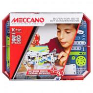 MECCANO konstruktorius Motorized Movers, 5 rinkinys, 6047099 6047099