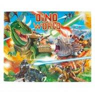 DINO lipdukų knyga Susikurk savo Dino pasaulį, 8478 8478