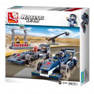 SLUBAN F1 lenktynių mašinėlės (300PCS), M38-B0355 M38-B0355