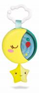 CLEMENTONI Baby pakabinamas žaislas Moon, 17323 17323