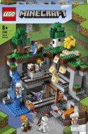 21169 LEGO® Minecraft™ Pirmasis nuotykis 21169