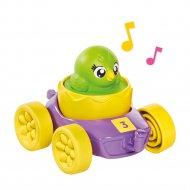 TOMY transporto priemonė Egg Racers, asort., E73088 E73088
