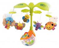 VTECH žaislas pakabinamas dainuok ir nuramink, 80-101703 80-101703
