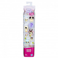 LITTLEST PET SHOP gyvūnėliai SC1 Friends, E0397EU4 E0397EU4