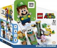 71387 LEGO® Super Mario Nuotykių su Luigi pradinis rinkinys 71387