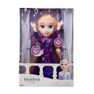 FROZEN 2 grojanti ir šviečianti lėlė Elsa, 207031 207031
